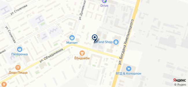 ЗЭМИ, ЗАО на карте