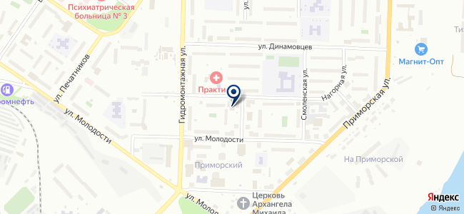 Радиоточка на карте