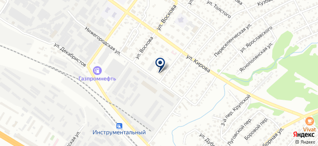 СТБ, ООО на карте