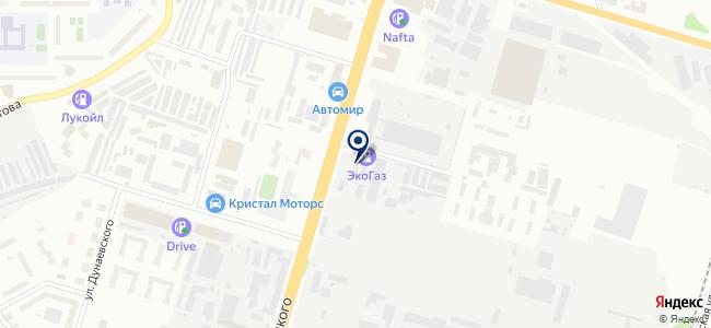 Авто Акрил на карте