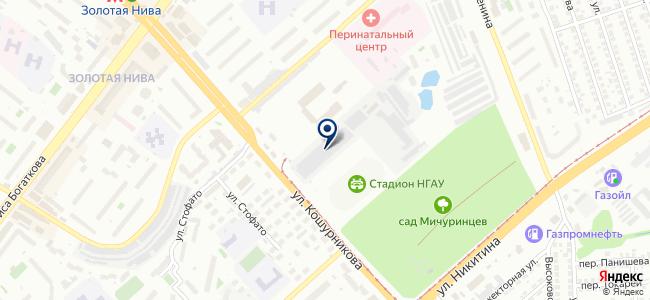 Prodix на карте