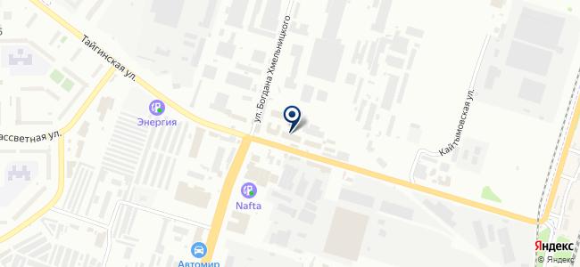 Флекс-центр на карте