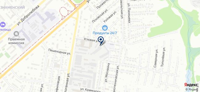 Группа компаний УСМО, ООО на карте