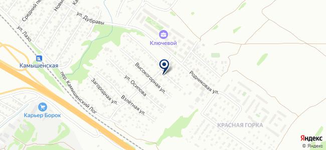 UNIPLUS на карте