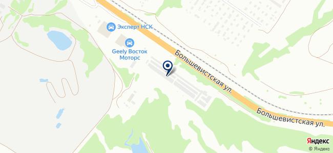 Абиком-СК, ООО на карте