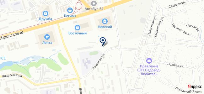 Грант Блок Сервис, ООО на карте