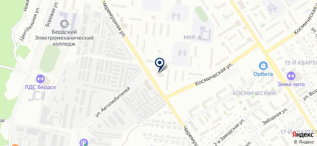 Бастион, ООО на карте