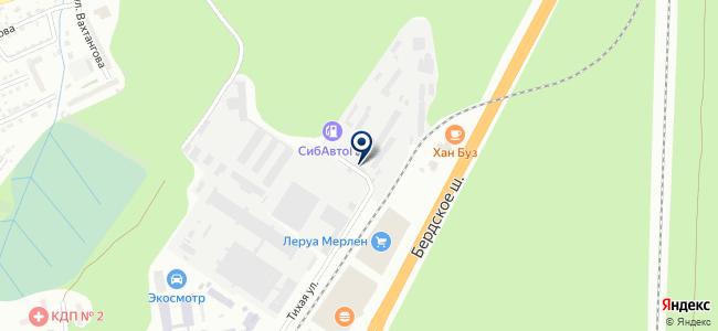 Машкомлект, ООО на карте