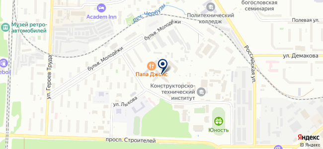 МультиМедиаМаркет на карте
