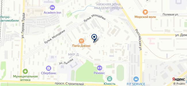 ТЭСИ, ООО на карте