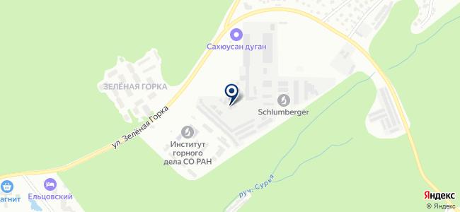 Артефакт, ЗАО на карте
