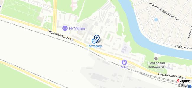Техлабснаб, ООО на карте