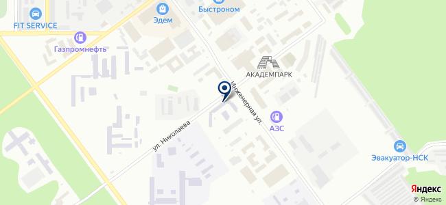 Комтех, ООО на карте