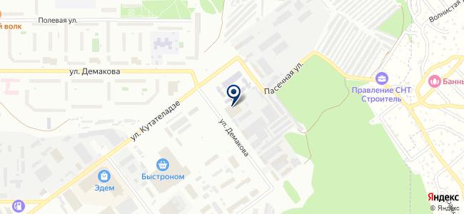 ЛИНКОН, ООО на карте
