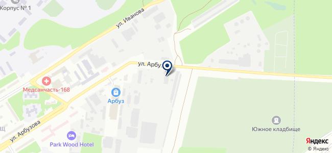 Вольха, ООО на карте
