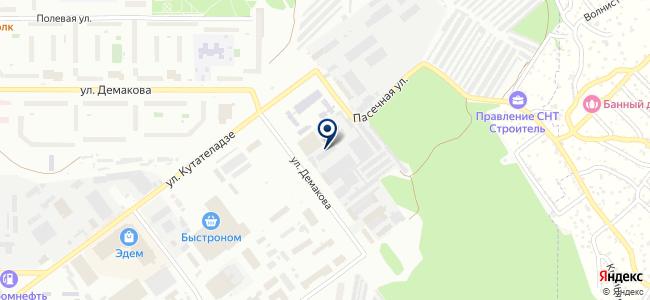 УЭС САС, ЗАО на карте