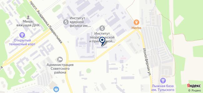 Бонэр, ООО на карте