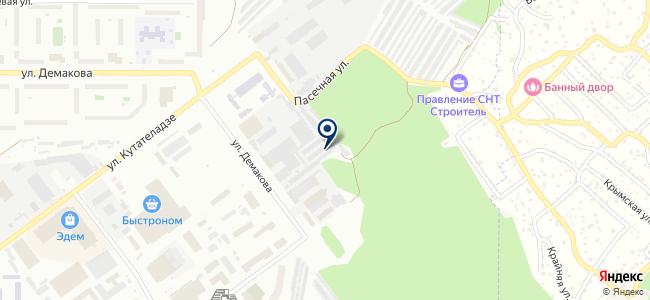 Bosch-Автосервис на карте