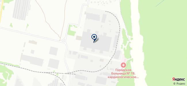 Спэлком-Сервис, ООО на карте