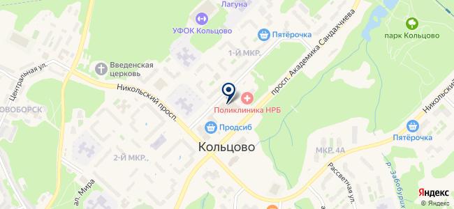 КСК-Престиж на карте