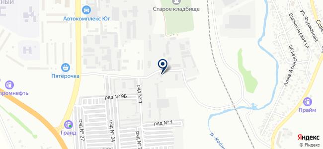 Мастер Групп, ООО на карте