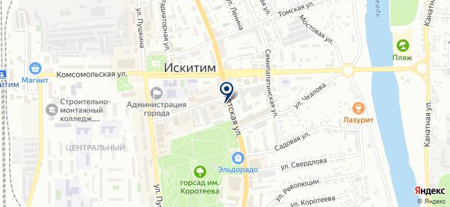 Мастер центр, ООО на карте