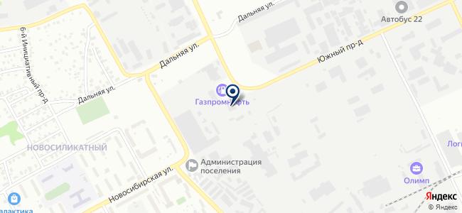 Алтай-Трубопластик на карте