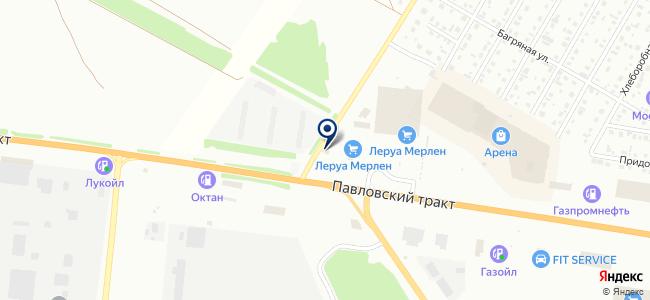 Ряд-Сервис, ООО на карте