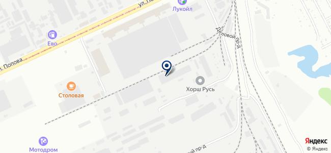 Алтай-Кабель на карте