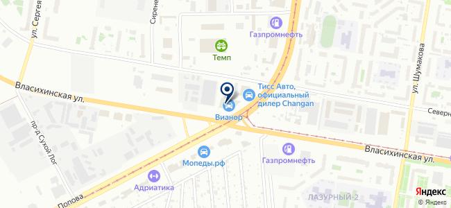 ФИССА Электроникс на карте
