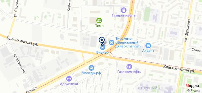 АБКЭНЕРГОКОМПЛЕКТ на карте