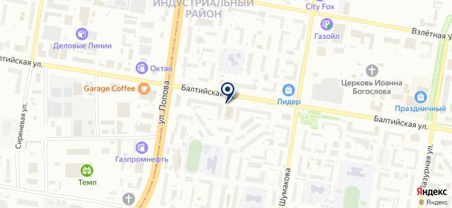Клен радиодеталь на карте
