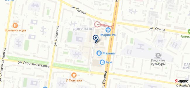 Оленька на карте