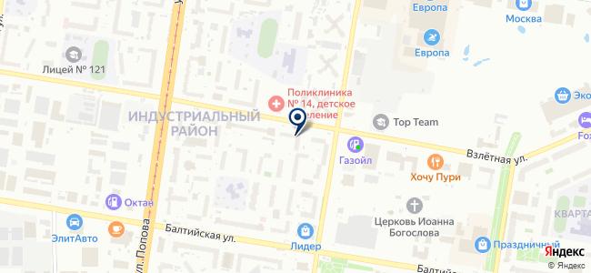ТРИД, ООО на карте