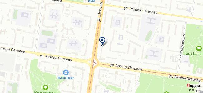 Электро-М на карте