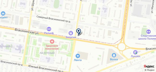 Энергокомплекс, ООО на карте