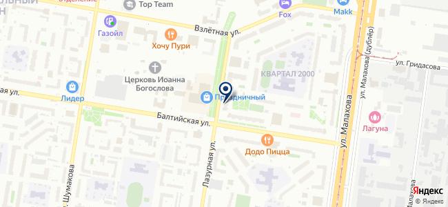 Светкомплект на карте