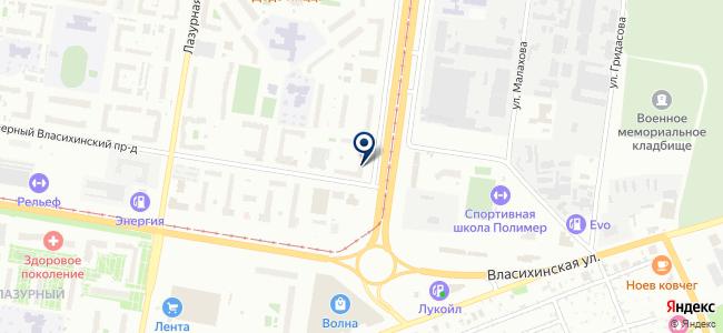 Энергоаудитсервис, ООО на карте
