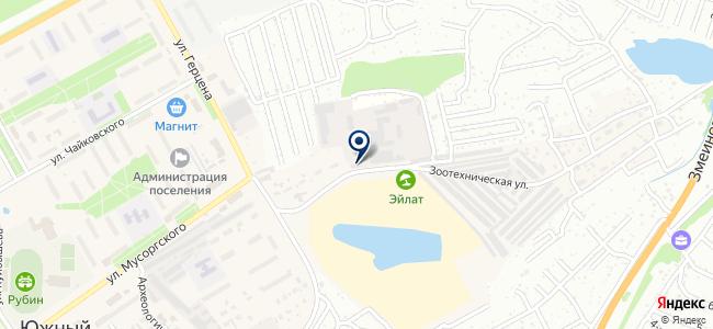 Групп-Сервис на карте