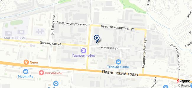 АвтоЭлектроМастер на карте
