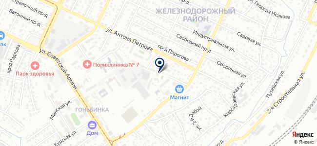 БПКОМ+, ООО на карте