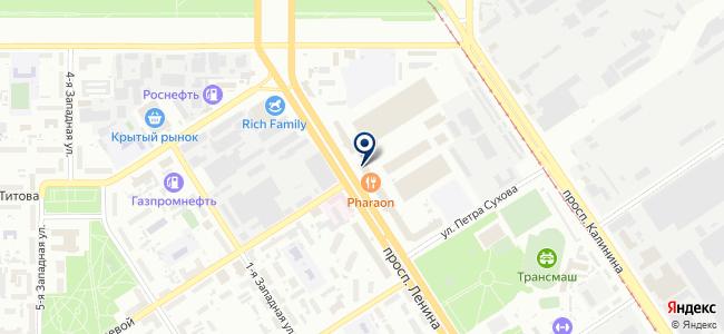 Дом Модерн Технолоджи на карте