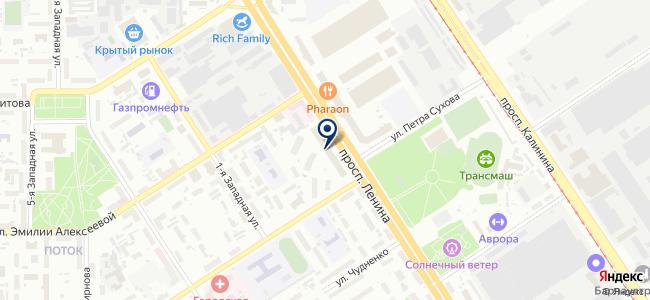Алинэлс-сервис на карте