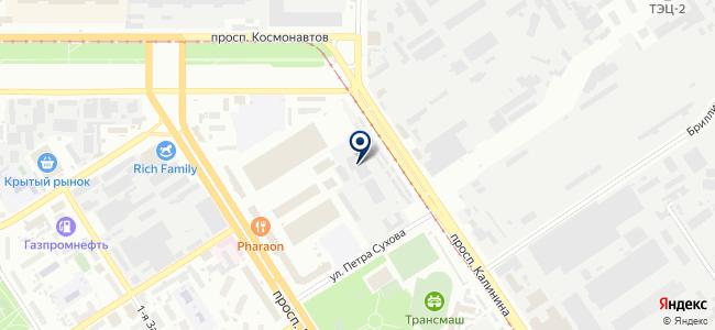 Роскомплект, ООО на карте