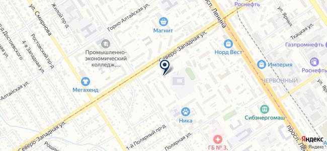 ВДПО, Всероссийское добровольное пожарное общество на карте