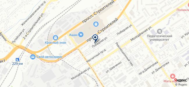 Полимерпласт, ООО на карте