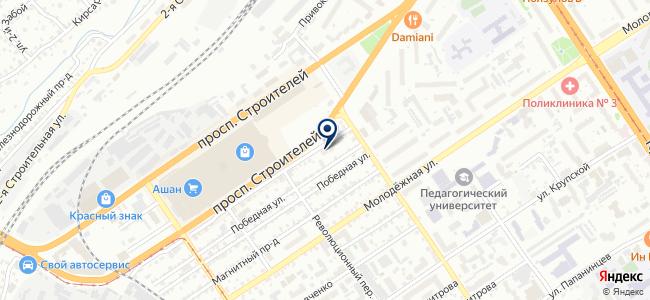 Специальная электроника, ООО на карте