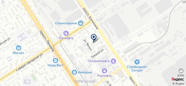 Техналком, ООО на карте