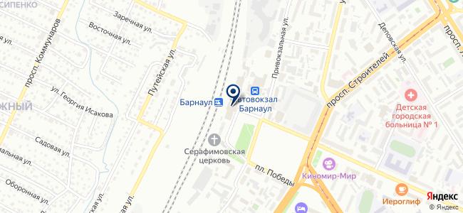 АвтоТур, ООО на карте