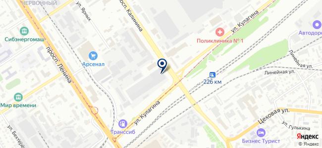 АлтайКрепёжМаркет на карте